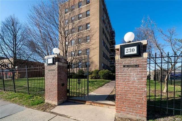 230-232 Farmington Avenue C4, Hartford, CT 06105 (MLS #170385150) :: Next Level Group