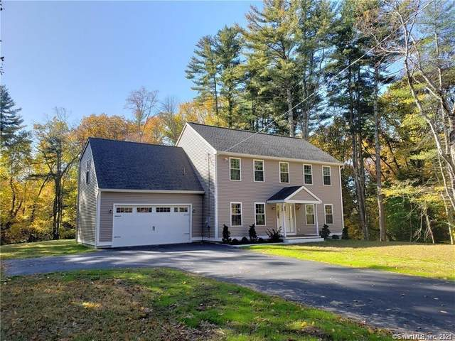1 Goodwin Road, Canterbury, CT 06331 (MLS #170385175) :: Next Level Group