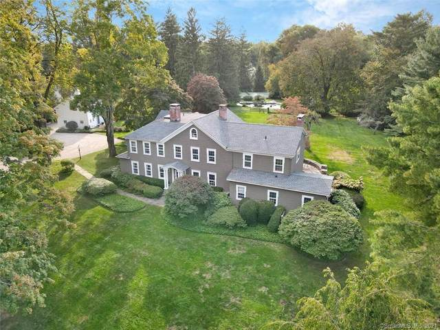 469 Brookside Road, New Canaan, CT 06840 (MLS #170385217) :: Around Town Real Estate Team