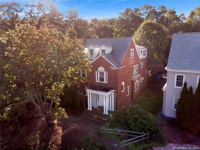 1066 Whitney Avenue, Hamden, CT 06517 (MLS #170385232) :: Spectrum Real Estate Consultants