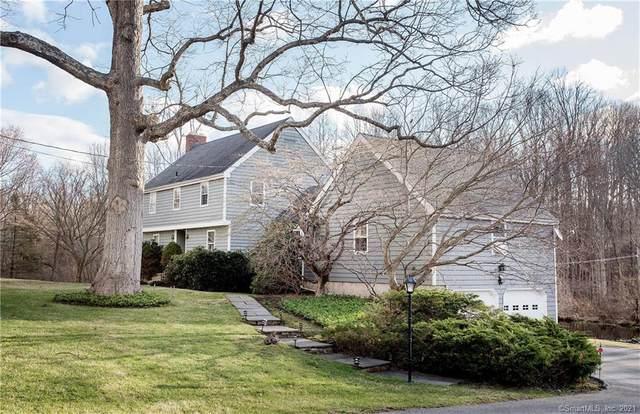 106 Cedar Lane, Ridgefield, CT 06877 (MLS #170385238) :: The Higgins Group - The CT Home Finder