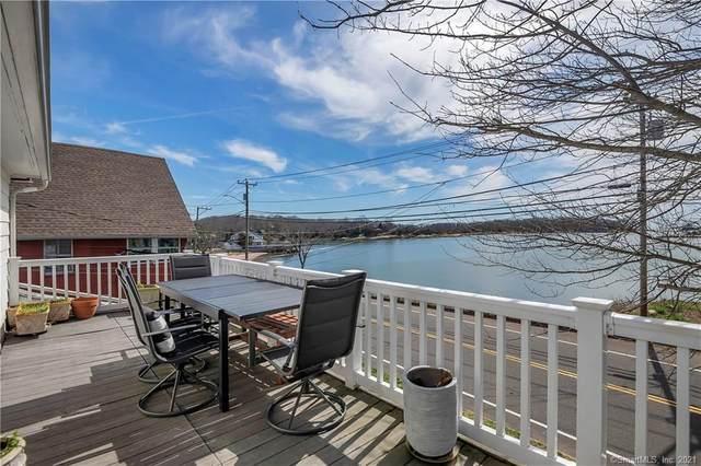 192 Shore Drive, Branford, CT 06405 (MLS #170385244) :: Spectrum Real Estate Consultants