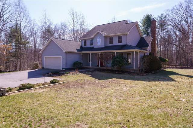 351 Browns Road, Mansfield, CT 06268 (MLS #170385268) :: Spectrum Real Estate Consultants