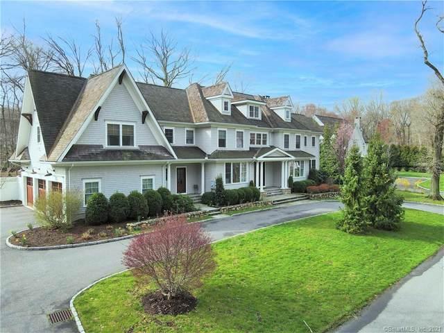 7 Pumpkin Hill Road, Westport, CT 06880 (MLS #170385321) :: Frank Schiavone with William Raveis Real Estate