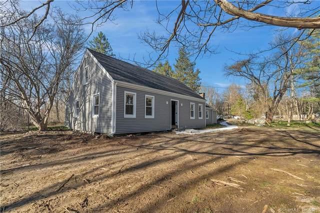1 Homer Clark Road, Newtown, CT 06482 (MLS #170385347) :: Around Town Real Estate Team
