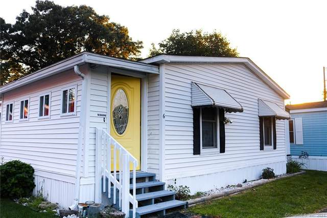 6 Western Sands, Wallingford, CT 06492 (MLS #170385373) :: Forever Homes Real Estate, LLC