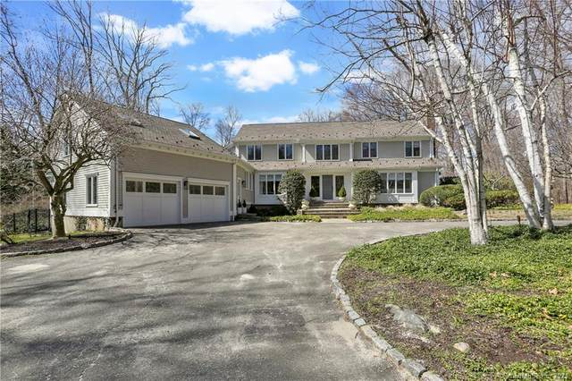 1566 Ponus Ridge, New Canaan, CT 06840 (MLS #170385375) :: Spectrum Real Estate Consultants