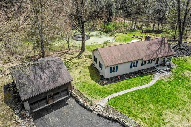 102 Joshua Hill Road, Woodbury, CT 06798 (MLS #170385381) :: Around Town Real Estate Team
