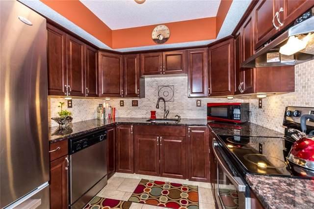 309 East Street #15, Plainville, CT 06062 (MLS #170385409) :: Coldwell Banker Premiere Realtors