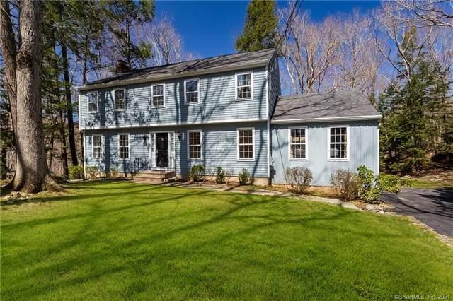 4 Wicks Manor Drive, Danbury, CT 06810 (MLS #170385438) :: Kendall Group Real Estate | Keller Williams