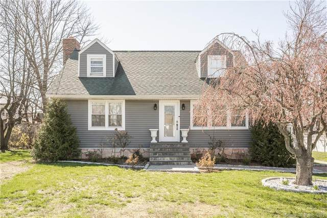 11 Maitland Road, Stamford, CT 06906 (MLS #170385496) :: Around Town Real Estate Team