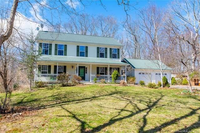 4 Allisons Way, Montville, CT 06370 (MLS #170385550) :: Spectrum Real Estate Consultants