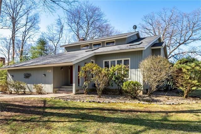 153 Weir Street, Glastonbury, CT 06033 (MLS #170385565) :: Forever Homes Real Estate, LLC