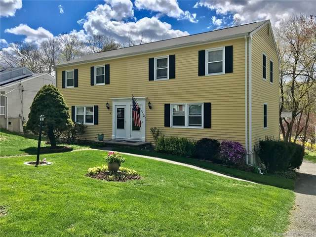 57 Juniper Road #57, Bethel, CT 06801 (MLS #170385567) :: Around Town Real Estate Team