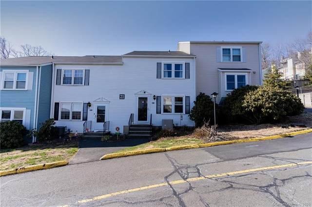 55 Mill Plain Road 21-3, Danbury, CT 06811 (MLS #170385587) :: Kendall Group Real Estate | Keller Williams