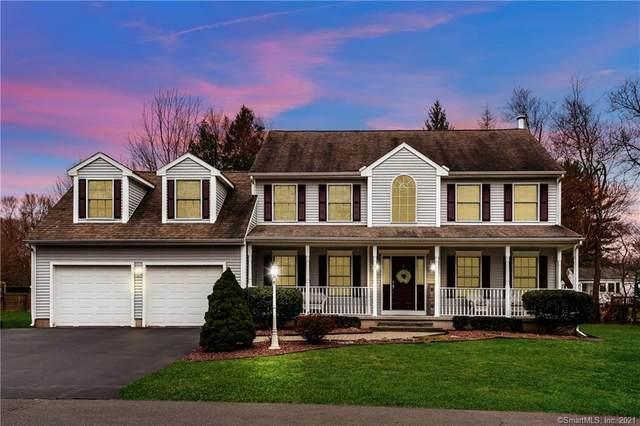 3 Brittany Lane, Farmington, CT 06085 (MLS #170385591) :: Forever Homes Real Estate, LLC