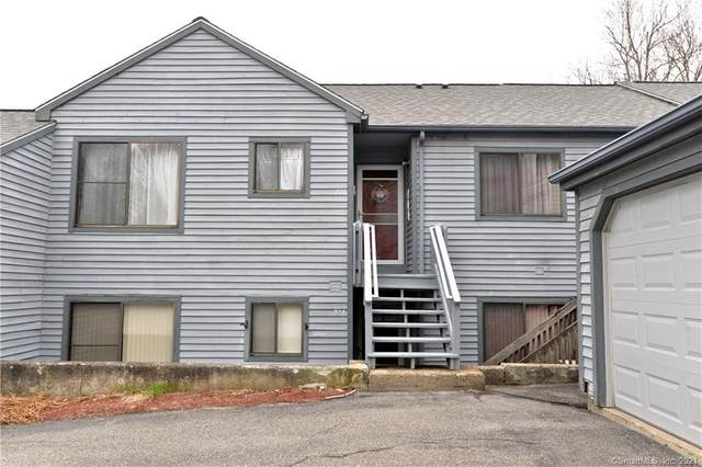 713 S Main Street #713, Cheshire, CT 06410 (MLS #170385620) :: Around Town Real Estate Team
