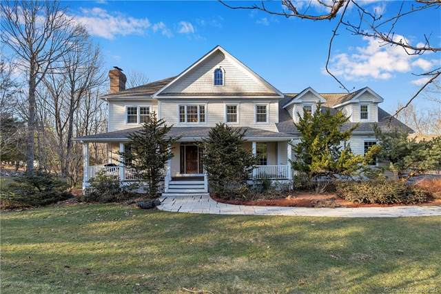 7 Carriage Hill Road, Woodbridge, CT 06525 (MLS #170385631) :: Around Town Real Estate Team