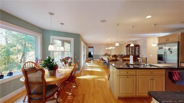 15 Deerfield Drive, Newtown, CT 06482 (MLS #170385656) :: Around Town Real Estate Team