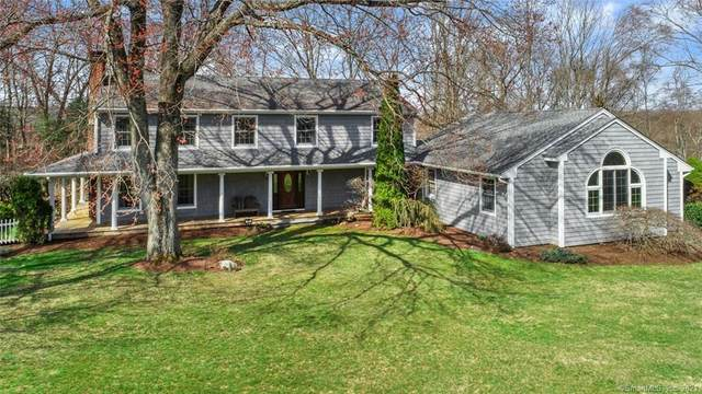 15 Big Horn Road, Shelton, CT 06484 (MLS #170385662) :: Around Town Real Estate Team