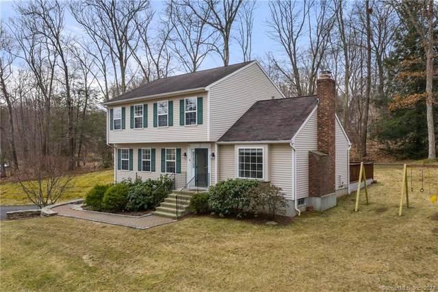 130 Alpine Drive, Newtown, CT 06482 (MLS #170385670) :: Mark Boyland Real Estate Team