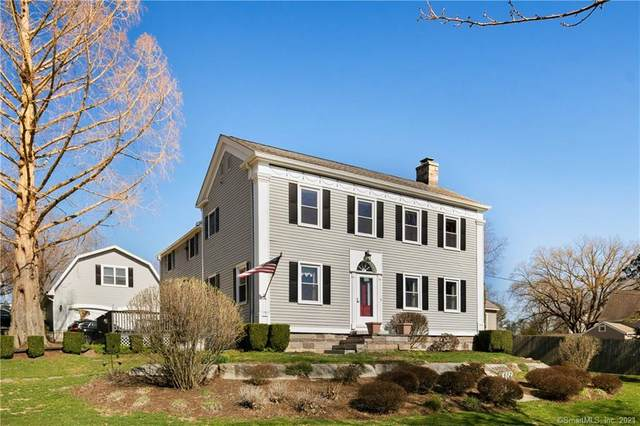 682 Old Main Street, Rocky Hill, CT 06067 (MLS #170385673) :: Around Town Real Estate Team