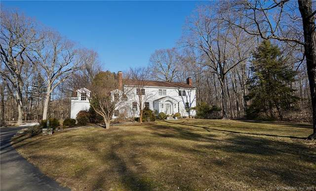 49 Bartling Drive, New Canaan, CT 06840 (MLS #170385700) :: Forever Homes Real Estate, LLC