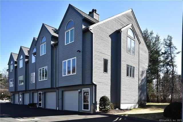 81 Wolfpit Avenue D4, Norwalk, CT 06851 (MLS #170385710) :: Spectrum Real Estate Consultants