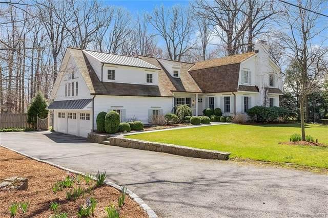 4 Dellwood Road, Darien, CT 06820 (MLS #170385740) :: Around Town Real Estate Team