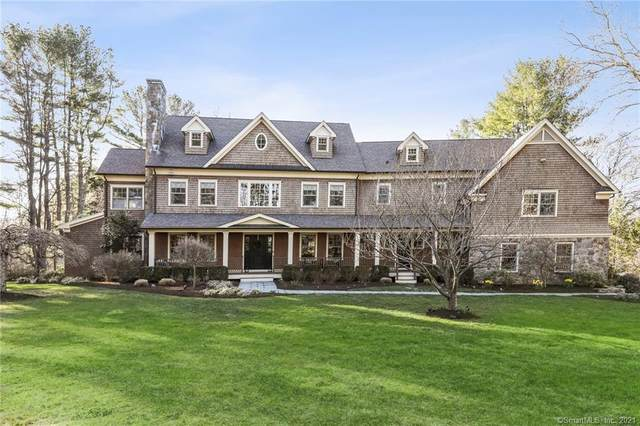 121 Warncke Road, Wilton, CT 06897 (MLS #170385781) :: The Higgins Group - The CT Home Finder