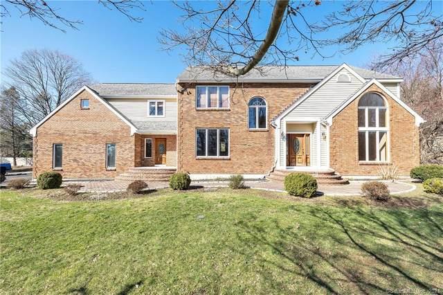 65 Mohegan Road, Shelton, CT 06484 (MLS #170385785) :: Spectrum Real Estate Consultants