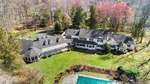61 Hunting Ridge Road, Greenwich, CT 06831 (MLS #170385801) :: Spectrum Real Estate Consultants