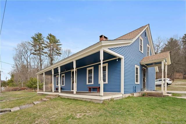 74 Putnam Pike, Killingly, CT 06241 (MLS #170385810) :: Spectrum Real Estate Consultants