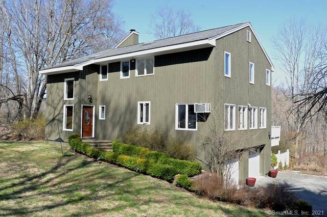 58 Long Ridge Road, Redding, CT 06896 (MLS #170385838) :: The Higgins Group - The CT Home Finder