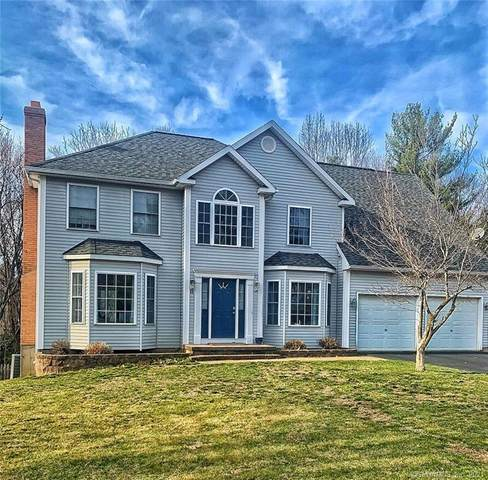 38 Fitzmaurice Circle, Windsor, CT 06095 (MLS #170385840) :: Spectrum Real Estate Consultants