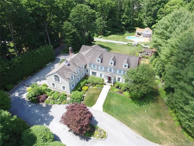 30 Davis Hill Road, Weston, CT 06883 (MLS #170385869) :: The Higgins Group - The CT Home Finder