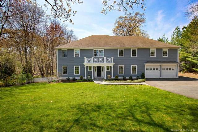 307 Barberry Road, Fairfield, CT 06890 (MLS #170385872) :: Next Level Group