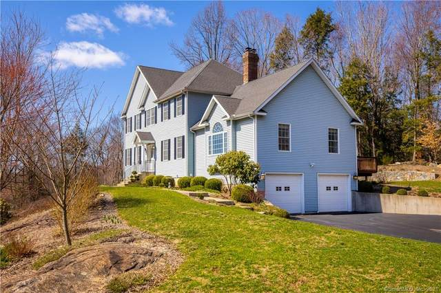 2 Heavenly Lane, Oxford, CT 06478 (MLS #170385902) :: Spectrum Real Estate Consultants