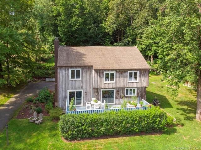 283 Mamanasco Road, Ridgefield, CT 06877 (MLS #170385924) :: GEN Next Real Estate