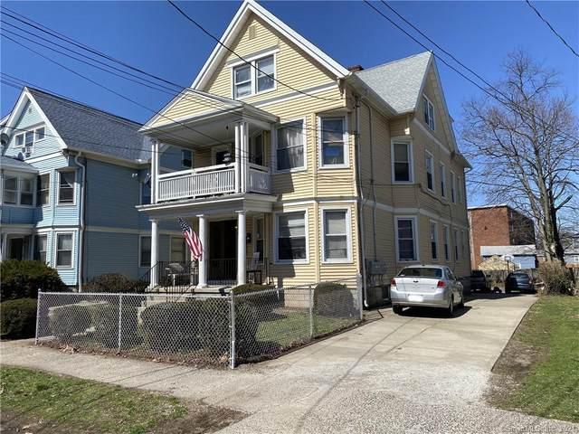 81 Smith Street, West Haven, CT 06516 (MLS #170385945) :: Spectrum Real Estate Consultants