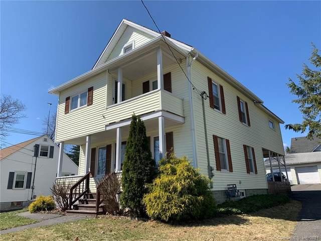 31 Butler Street, Torrington, CT 06790 (MLS #170385958) :: Spectrum Real Estate Consultants
