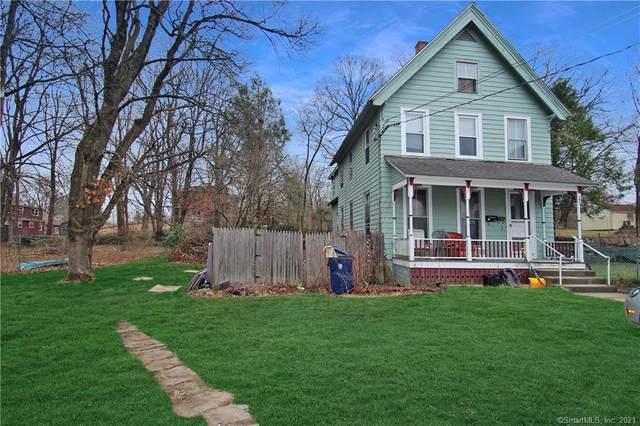 64 Park Street, Windham, CT 06226 (MLS #170385994) :: Forever Homes Real Estate, LLC