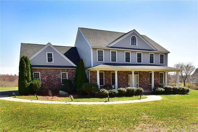 1122 N Grand Street, Suffield, CT 06093 (MLS #170386003) :: Next Level Group