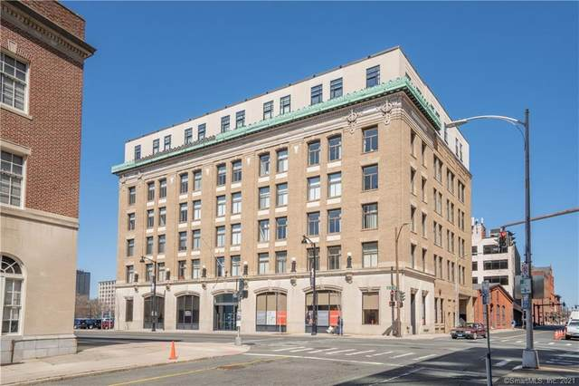 266 Pearl Street #405, Hartford, CT 06103 (MLS #170386015) :: Forever Homes Real Estate, LLC
