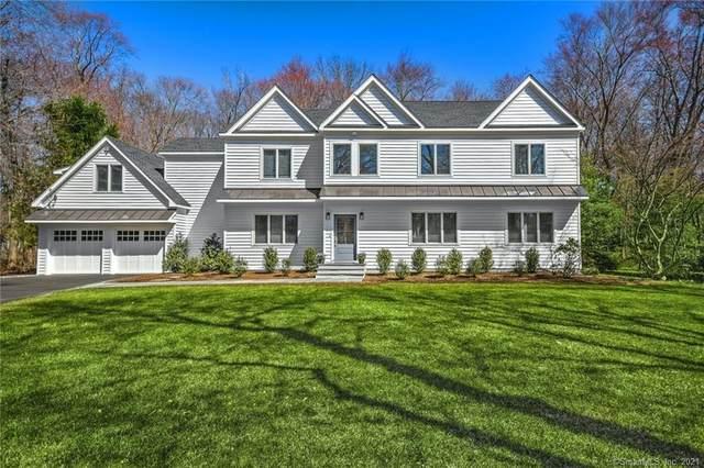 15 Holly Lane, Darien, CT 06820 (MLS #170386017) :: Around Town Real Estate Team