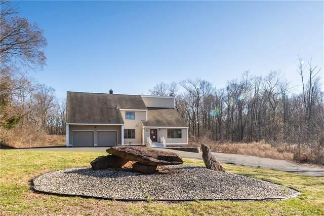 772 New Britain Avenue, Rocky Hill, CT 06067 (MLS #170386031) :: Around Town Real Estate Team