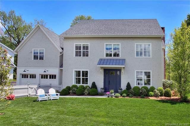 4 Sharp Turn Road, Westport, CT 06880 (MLS #170386036) :: Kendall Group Real Estate | Keller Williams