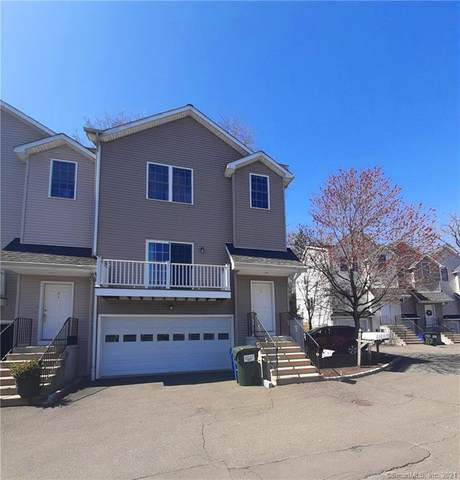 57 South Street #3, Danbury, CT 06810 (MLS #170386044) :: Around Town Real Estate Team