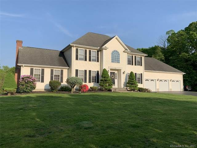 1260 Marion Road, Cheshire, CT 06410 (MLS #170386106) :: Coldwell Banker Premiere Realtors