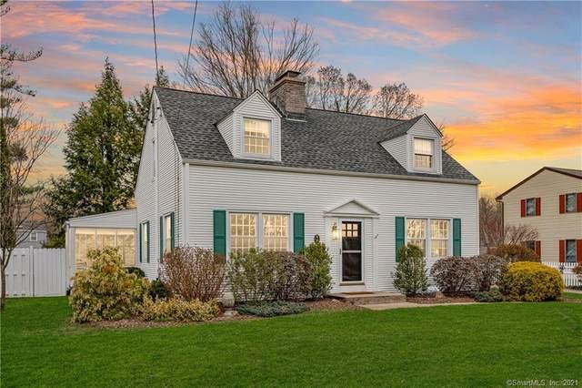 29 Sunset Terrace, Farmington, CT 06085 (MLS #170386107) :: Forever Homes Real Estate, LLC